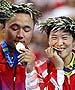 点击观看奥运金牌组图