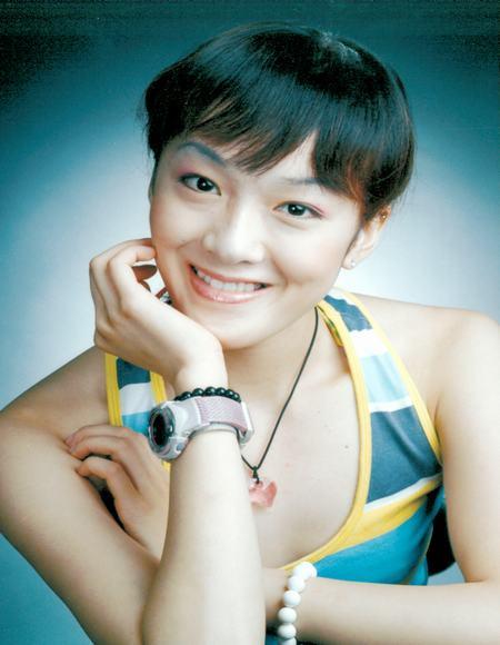 中国奥运艺术体操代表团 艺术体操选手钟玲