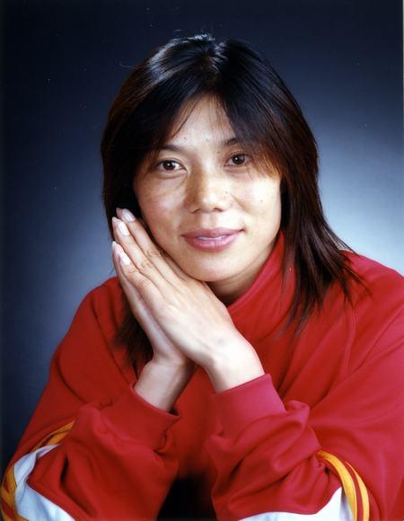 2004中国奥运女足代表团 女足队员范运杰