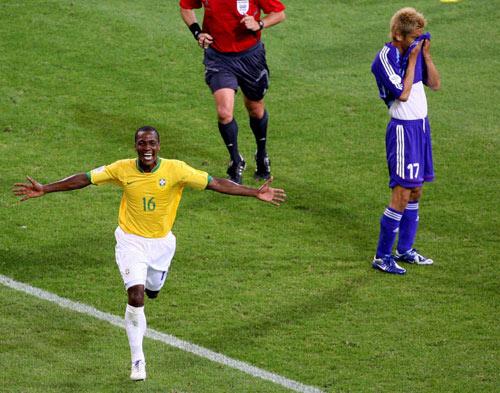 处子进球激活历史记忆为什么巴西一个位置是世界最强