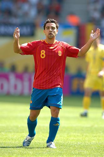 哈维重现雄风最感谢一人称阿根廷狂胜有利于西班牙