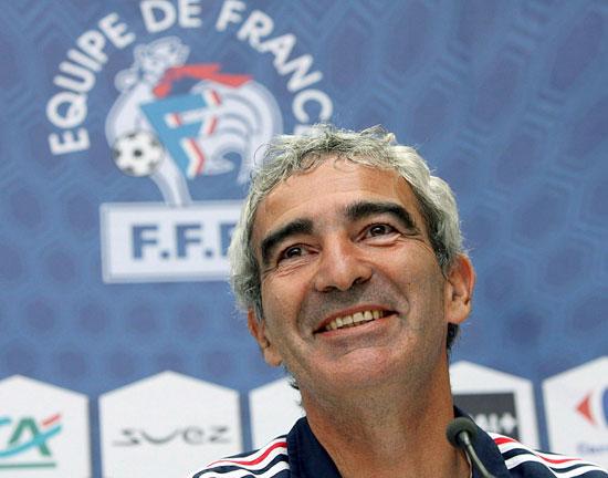 多梅内克:法国期待书写历史与巴西之战将成经典
