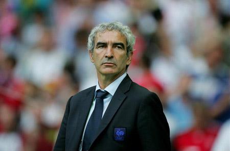 法国足协宣布多梅内克将留任法兰西铁骑开始重建