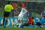 图文-大师齐达内经典老照片2006年世界杯再次进球