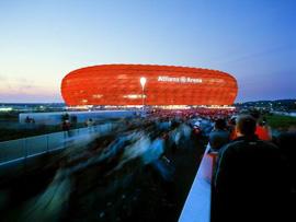 慕尼黑世界杯球场