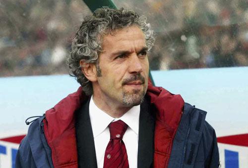 意大利队新任主教练确定前AC米兰巨星接里皮衣钵