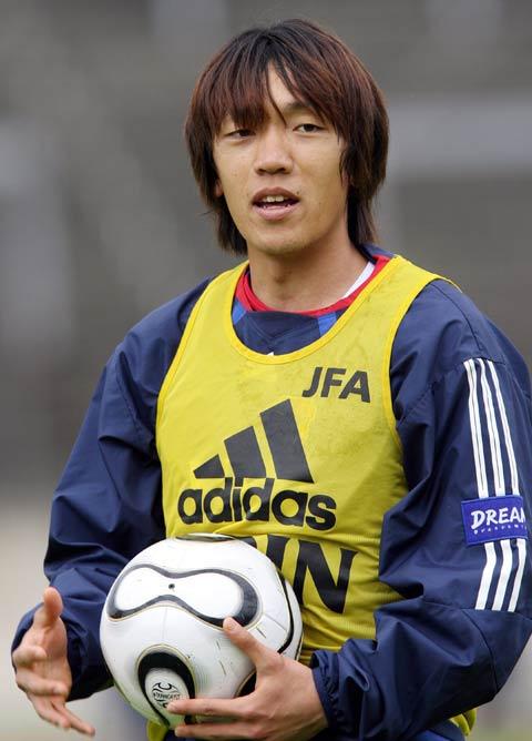 中村俊辅:日本的踢法是一种享受小组当心克罗地亚