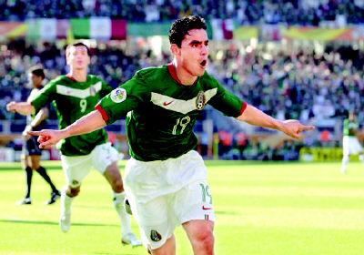 踩着世界杯新军直接晋级墨西哥瞄准提前出线(图)