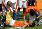 图文-[热身赛]荷兰VS澳大利亚荷兰铁卫疑似重伤