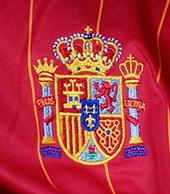 西班牙详细资料及球员阅兵