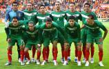 图文-[热身赛]荷兰2-1墨西哥墨西哥队首发合影