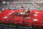 图文-2006德国世界杯开幕式等待世界杯激情上演
