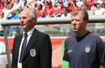 图文-[世界杯]英格兰1-0领先巴拉圭两任主帅联手