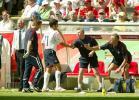 图文-[世界杯]英格兰1-0巴拉圭乔科尔下场休息