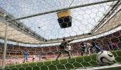 图文-[世界杯]英格兰1-0巴拉圭巴拉圭门前险象环生