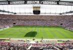 图文-[世界杯]英格兰1-0巴拉圭鸟瞰森林体育场