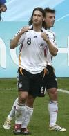 图文-新浪直击06世界杯揭幕战弗林斯远射锁定胜局