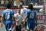 图文-[世界杯]英格兰vs巴拉圭开场三分钟闪电进球