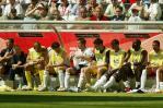 图文-[世界杯]英格兰1-0巴拉圭欧文坐到替补席