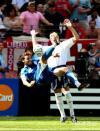 图文-[世界杯]英格兰1-0巴拉圭特里遭遇中国功夫