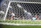 图文-[世界杯]德国1-0波兰球门镜头记录破门瞬间