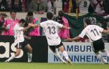 图文-[世界杯]德国1-0波兰一起为诺伊维尔欢呼