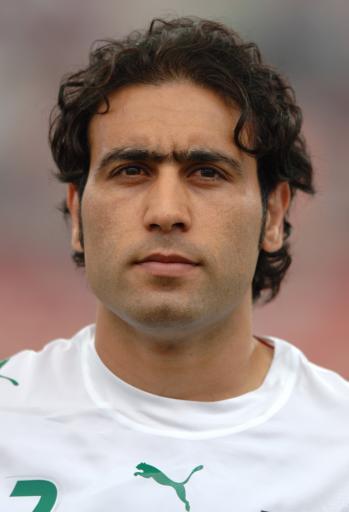葡萄牙VS伊朗 伊朗队马达维基亚