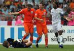 图文-[世界杯]荷兰VS科特迪瓦门将不可侵犯