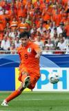 图文-[世界杯]荷兰2-1科特迪瓦范尼斜射锦上添花