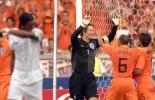 图文-荷兰2-1胜科特迪瓦德罗巴的世界杯就此结束