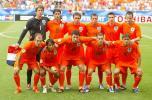 图文-[世界杯]荷兰VS科特迪瓦荷兰队首发阵容