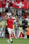 图文-[世界杯]瑞士VS多哥弗雷攻入首球举手欢庆
