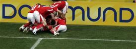 图文-[世界杯]瑞士VS多哥多特蒙德见证瑞士大胜