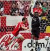 图文-[世界杯]瑞士VS多哥弗雷率先洞穿多哥大门