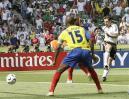图文-[世界杯]厄瓜多尔VS德国克洛斯远射得分