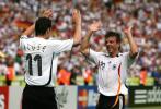 图文-[世界杯]厄瓜多尔VS德国祝贺克洛斯进球