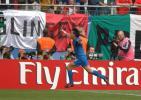 图文-[世界杯]捷克0-2意大利因扎吉进球后狂奔