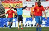 图文-[世界杯]沙特0-1西班牙卡尼萨雷斯不满