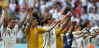图文-[1/8决赛]德国2-0瑞典团结换来8强席位
