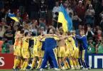 图文-[世界杯]乌克兰3-0瑞士乌克兰人抱成一团