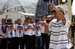 图文-德国国家队盛大庆祝会流行歌手现场献唱