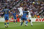 图文-[世界杯决赛]意大利VS法国马特拉齐空霸本色