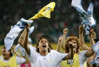 世界杯进球榜切尔西高居第一皇马米兰阿森纳难分伯仲
