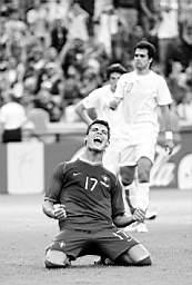 德科复出正黄金一代之名葡萄牙的前锋永远难逃尴尬