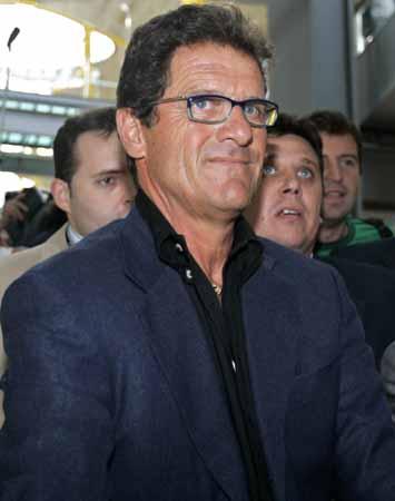 皇马官方宣布冠军主帅加盟卡佩罗10年后重执教鞭