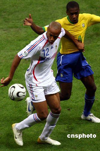 法国内部爆出惊天秘密巴西队爆冷被淘汰是假球