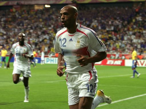 世界杯七大意义非凡个人进球:罗尼破戒亨利正名
