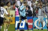 图文-FIFA公布世界杯全明星阵容三位守门员