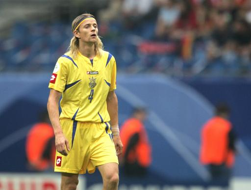 舍瓦虽破门光芒却被压过乌克兰铁腰当选全场最佳