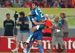 前甲A外援世界杯进球